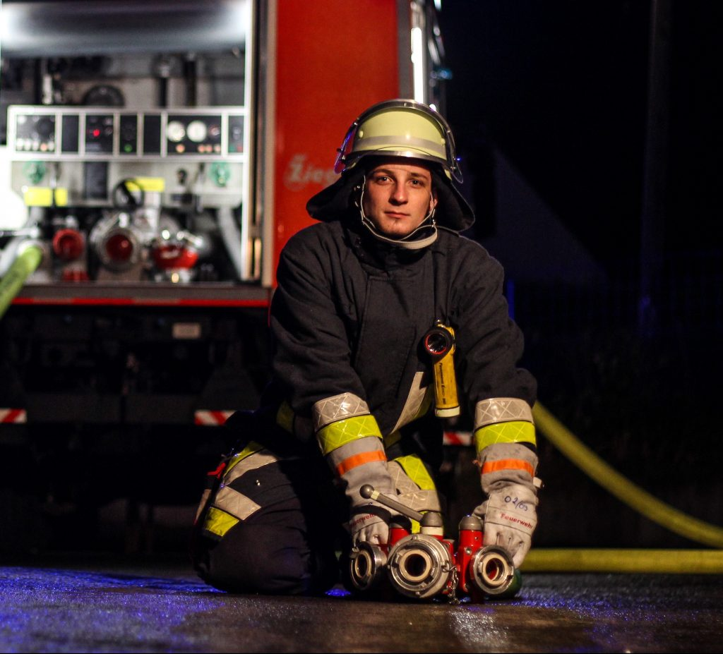 Max F - Feuerwehrmannanwärter
