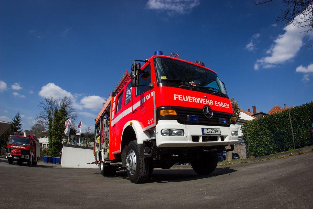 Hilfeleistungslöschfahrzeug (HLF) 20